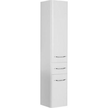 Шкаф-пенал для ванной Aquanet Виченца 36 белый