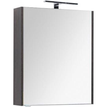 Зеркало-шкаф Aquanet Остин 65 дуб кантербери