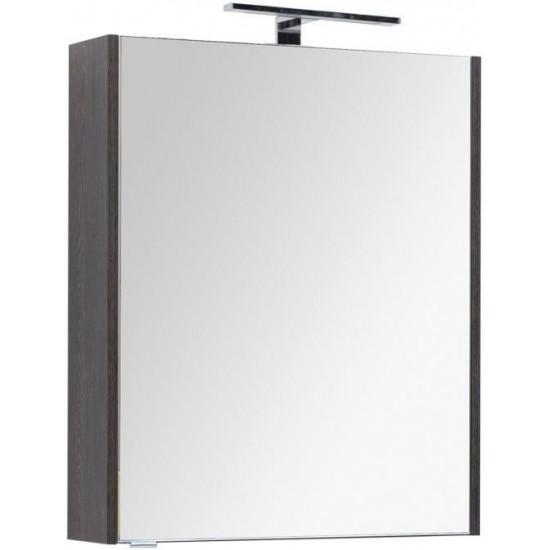 Зеркало-шкаф Aquanet Остин 65 дуб кантербери в интернет-магазине ROSESTAR фото