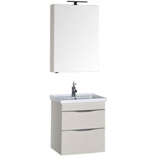 Комплект мебели для ванной Aquanet Эвора 60 крем в интернет-магазине ROSESTAR фото