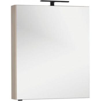 Зеркало-шкаф Aquanet Алвита 70 ясень коимбра