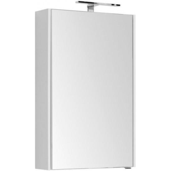 Зеркало-шкаф Aquanet Августа 58 белый в интернет-магазине ROSESTAR фото