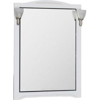 Зеркало Aquanet Луис 80 белый