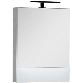 Зеркало-шкаф Aquanet Нота 58 белый