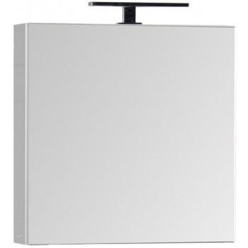 Зеркало-шкаф Aquanet Данте 60 белый (камерино)