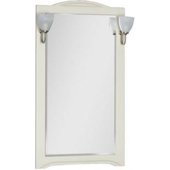 Зеркало Aquanet Луис 65 бежевый
