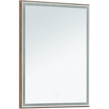 Зеркало Aquanet Nova Lite 60 дуб рустикальный LED
