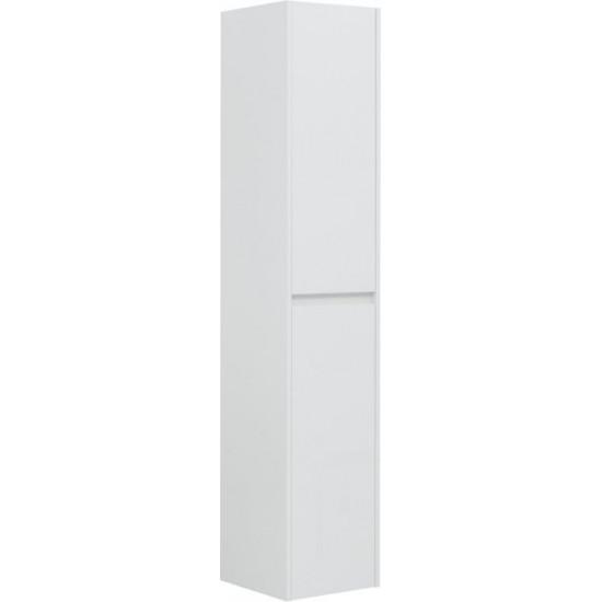 Шкаф-пенал для ванной Aquanet Nova Lite 35 белый в интернет-магазине ROSESTAR фото