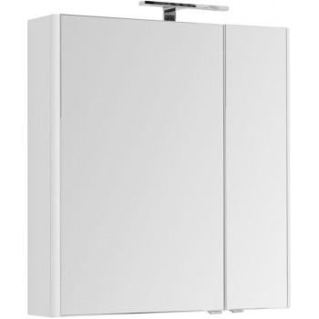 Зеркало-шкаф Aquanet Орлеан 75 белый