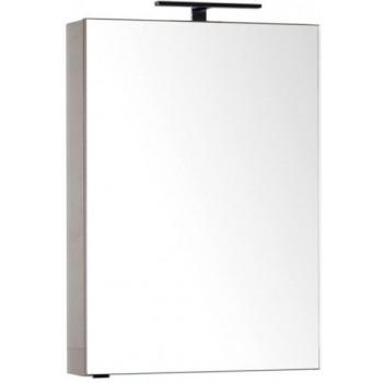 Зеркало-шкаф Aquanet Эвора 60 капучино