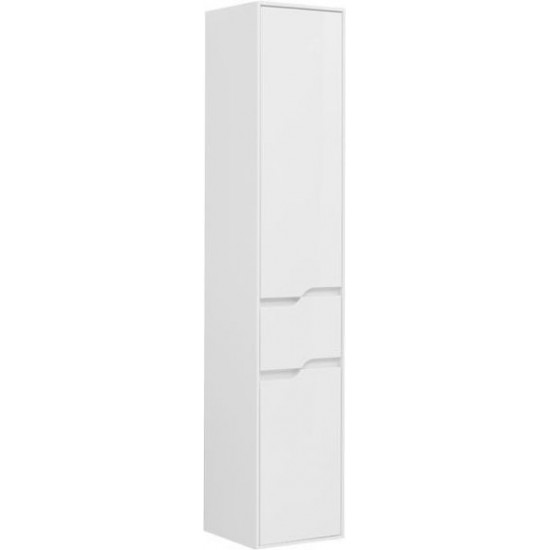 Шкаф-пенал для ванной Aquanet Модена 35 белый в интернет-магазине ROSESTAR фото