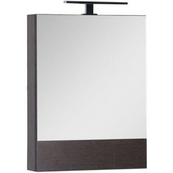 Зеркало-шкаф Aquanet Нота 58 венге