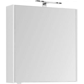 Зеркало-шкаф Aquanet Остин 75 белый