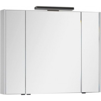 Зеркало-шкаф Aquanet Франка 105 белый
