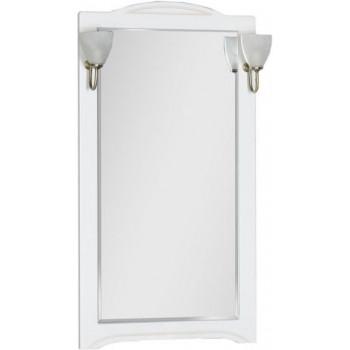 Зеркало Aquanet Луис 65 белый