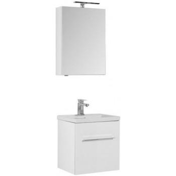 Комплект мебели для ванной Aquanet Порто 50 белый