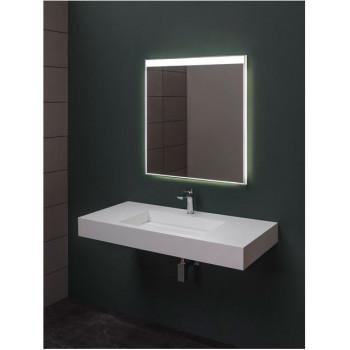 Зеркало с подсветкой Aquanet Палермо 8085 LED