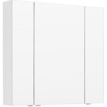 Зеркало-шкаф Aquanet Алвита 90 белый