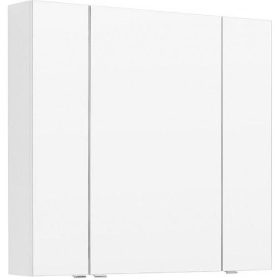 Зеркало-шкаф Aquanet Алвита 90 белый в интернет-магазине ROSESTAR фото