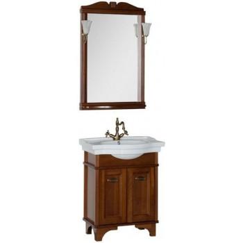Комплект мебели для ванной Aquanet Николь 70 орех