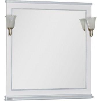 Зеркало Aquanet Валенса 100 белый