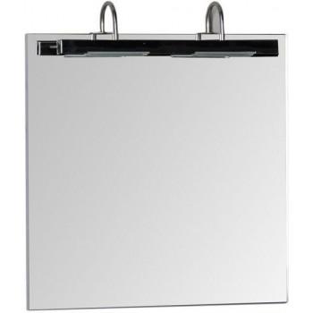 Зеркало Aquanet Данте 60 белый