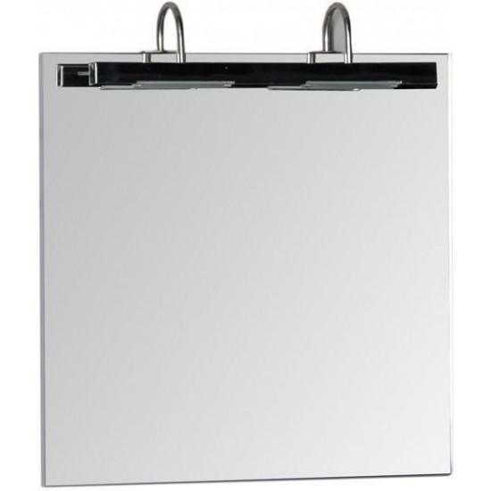 Зеркало Aquanet Данте 60 белый в интернет-магазине ROSESTAR фото