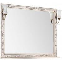 Зеркало Aquanet Тесса 105 жасмин/сандал
