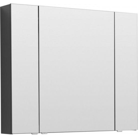 Зеркало Aquanet Алвита 100 серый антрацит в интернет-магазине ROSESTAR фото