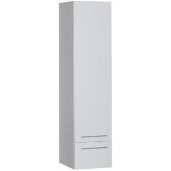 Шкаф-пенал для ванной Aquanet Нота 40 белый