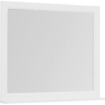 Зеркало Aquanet Бостон 100 белый