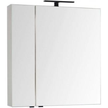 Зеркало-шкаф Aquanet Эвора 80 крем
