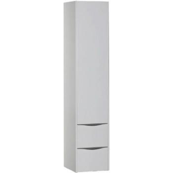 Шкаф-пенал для ванной Aquanet Франка 40 белый