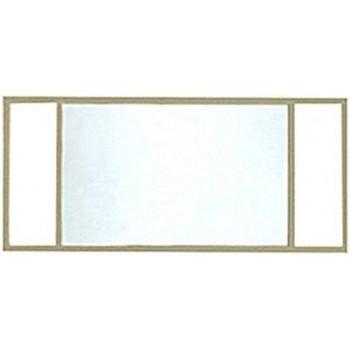 Зеркало Aquanet Нота Т1000 светлый дуб