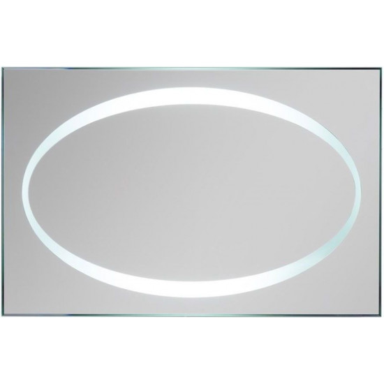 Зеркало с подсветкой Aquanet TH-R-40 95 в интернет-магазине ROSESTAR фото
