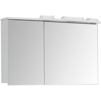 Зеркало-шкаф Aquanet Грация 95 R белый