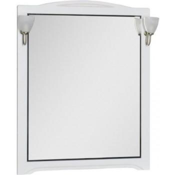 Зеркало Aquanet Луис 90 белый
