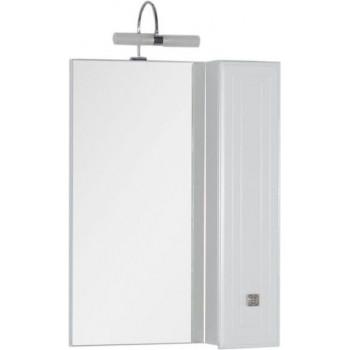 Зеркало-шкаф Aquanet Стайл 65 белый