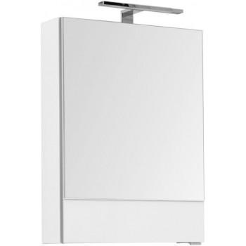 Зеркало-шкаф Aquanet Верона 50 белый