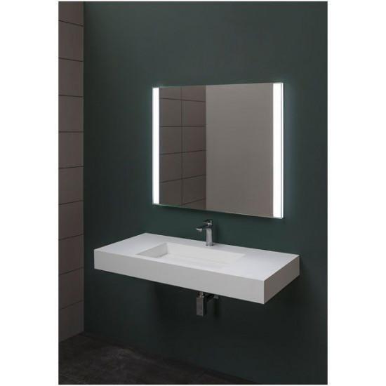 Зеркало с подсветкой Aquanet Форли 10085 LED в интернет-магазине ROSESTAR фото