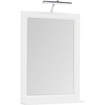 Зеркало Aquanet Денвер 65 белый