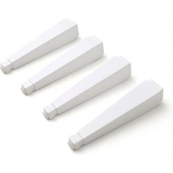 Ножки для мебели Aquanet Денвер, 4 шт