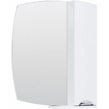 Зеркало-шкаф Aquanet LM 75 белый