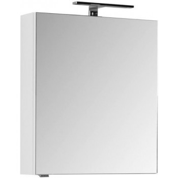 Зеркало-шкаф Aquanet Порто 60 белый