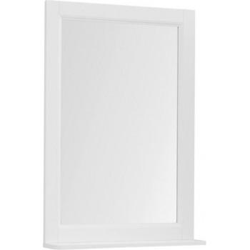 Зеркало Aquanet Бостон 60 белый