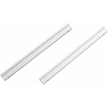 Ручки для мебели Aquanet Nova 192 белый, 2 шт