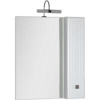 Зеркало-шкаф Aquanet Стайл 75 белый
