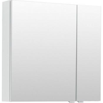 Зеркало-шкаф Aquanet Порто 70 белый
