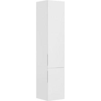 Шкаф-пенал для ванной Aquanet Алвита 35 белый
