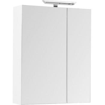 Зеркало-шкаф Aquanet Йорк 70 белый